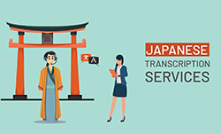 Accurate Japanese Transcription Services